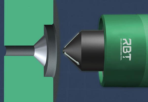 ID Outils de polissage à rouleaux coniques RBT-IDTP Fabricant, exportateur et fournisseur