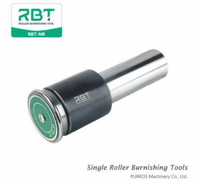 Roller Burnishing Tool, Single Roller Inner Diameter Burnishing Tools, Inside Surface Single Roller Burnishing Tool, RBT R-type Groove Single Roller Burnishing Tool