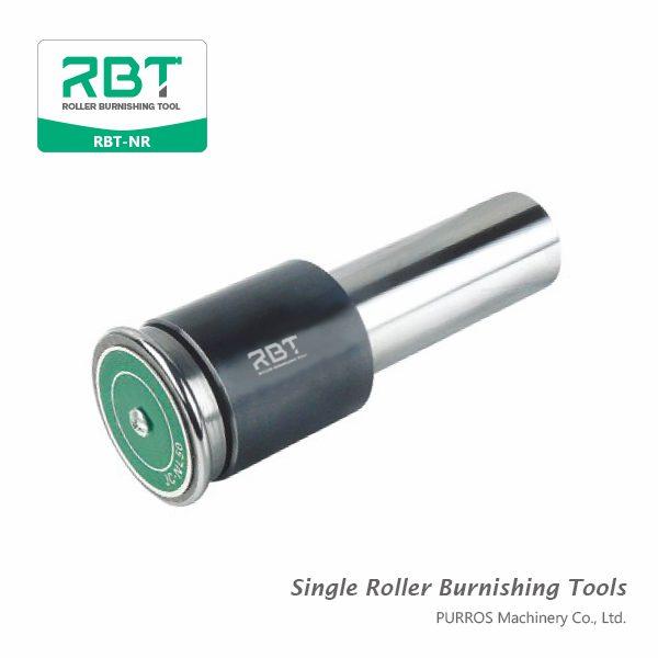 Roller Burnishing Tool, Single Roller Inner Diameter Burnishing Tools, Inside Surface Single Roller Burnishing Tool, RBT R-type Groove Single Roller Burnishing Tool