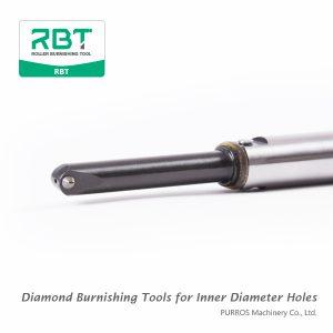 Round Boring-Bar Diamond Burnishing Tools Manufacturer, Cheap Diamond Burnishing Tools From RBT Tools